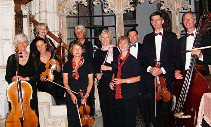 Divertimento Ensemble offer an intimate and informal concert in Dartington