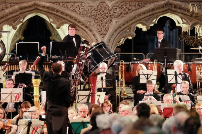 EMG Symphony Orchestra returns to Exeter Cathedral