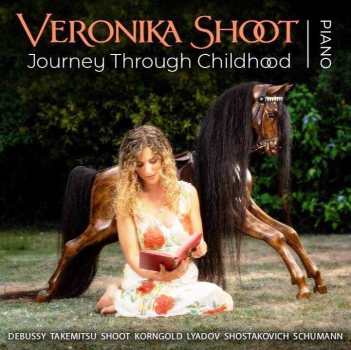 Veronika Shoot new CD – 'Journey Through Childhood'