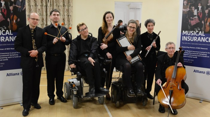 World's 1st disabled-led ensemble celebrates  anniversary