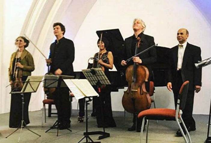 Arts Institute wins again, this time with Dante Quartet