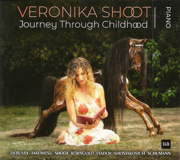 Exceeding expectations: Journey Through Childhood by Veronika Shoot