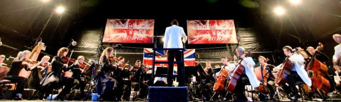 All the fun and spectacle of Last Night of the BSO Proms