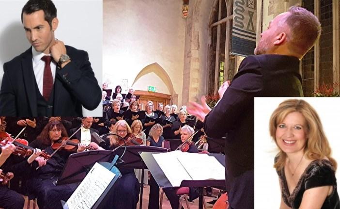 Dartington Community Choir presents Elgar's Dream of Gerontius