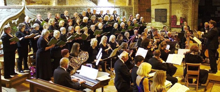 East Cornwall Bach Choir presents 'Wolcum Yole' – a Concert of Christmas Music by Benjamin Britten
