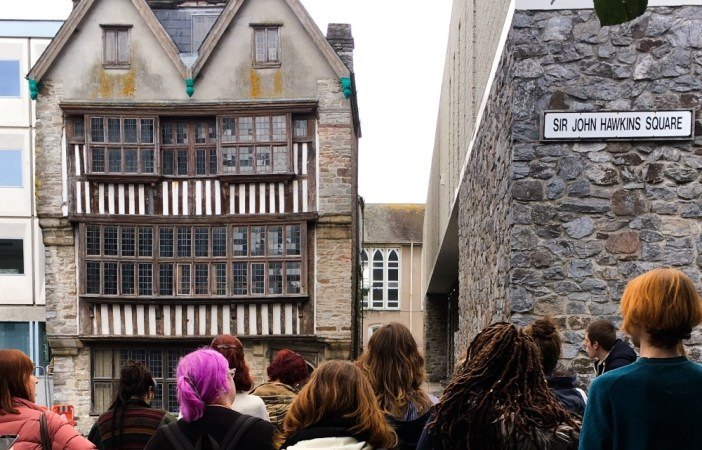 Plymouth's Elizabethan House inspires crafts students