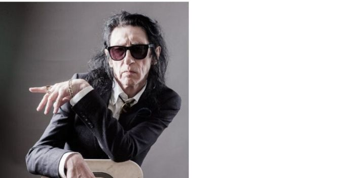 Dr John Cooper Clarke: Luckiest Guy Alive tour