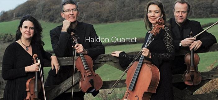Haldon String Quartet – Out of Isolation