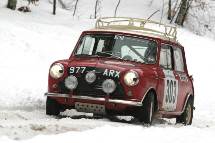 A love letter to the iconic Mini Cooper
