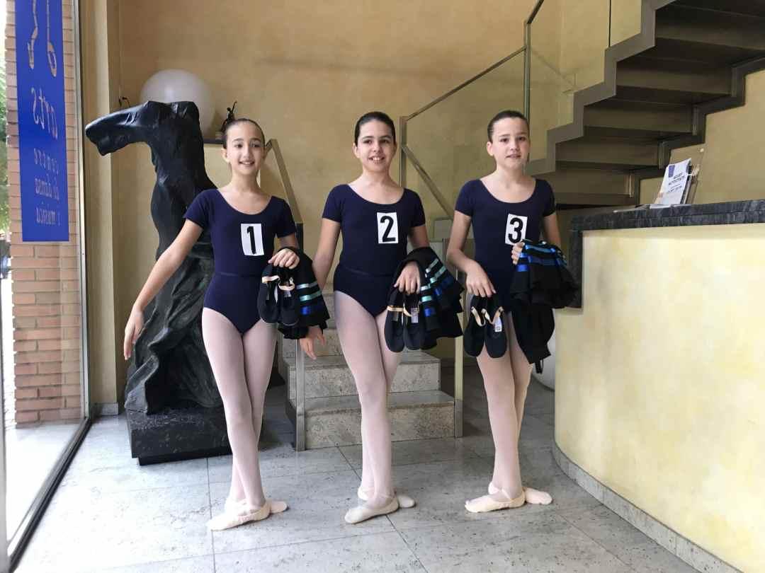 Arts Dansa - Examen 2