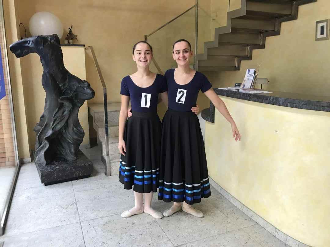 Arts Dansa - Examen 1