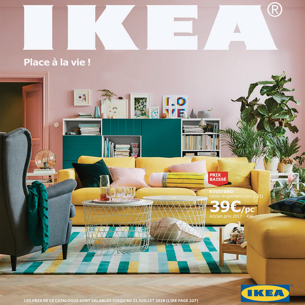 La Collection Ikea 2018 Artsdecoorg