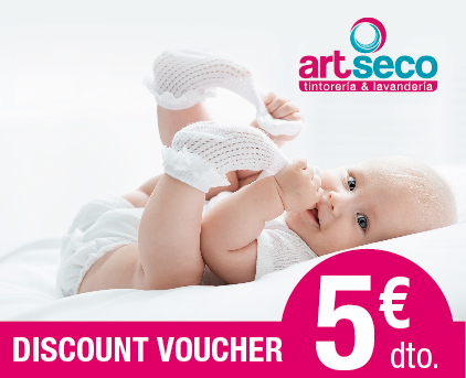 voucher discount laundry Artseco