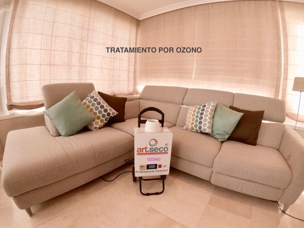 tratamiento Ozono en Art Seco Fuengirola-Málaga