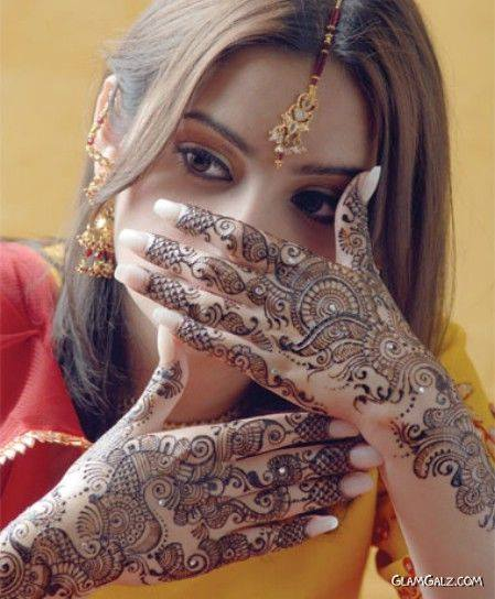The Art of Henna by Vaishali