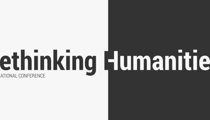 Conferência Internacional Rethiking Humanities / Pensar As Humanidades