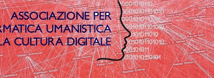 Associazione Per L'Informatica Umanistica E La Cultura Digitale (AIUCD)