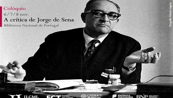 Colóquio: A Crítica De Jorge De Sena