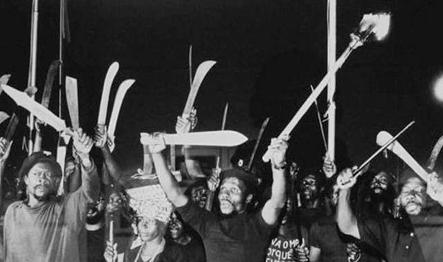 As Memórias Da Luta De Libertação De Angola