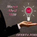 Oferta Formativa Da BAD Em Março E Abril De 2020 : Notícia BAD