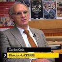 Entrevista Com Carlos Ceia, Director Do CETAPS, Durante A Conferência Internacio…