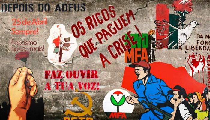 25 De Abril E A Arte Saiu à Rua – A.muse.arte