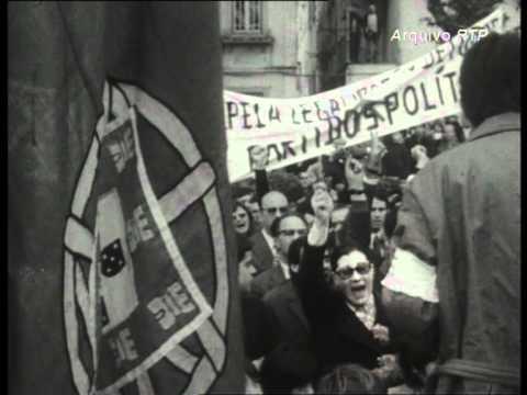 1.º Maio De 1974 Em Lisboa