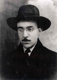 Figura Mais Internacional Da Poesia Portuguesa, Fernando Pessoa (1888-1935) Deix…