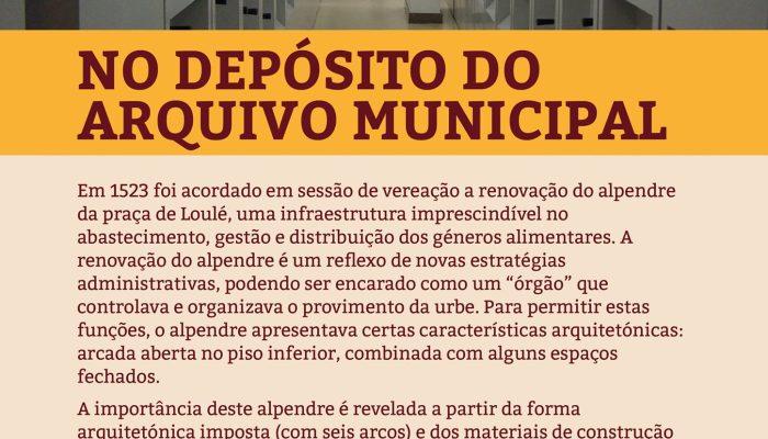"""Daniela Nunes Pereira Também Aderiu à Iniciativa """"No Depósito Do Arquivo Municip…"""