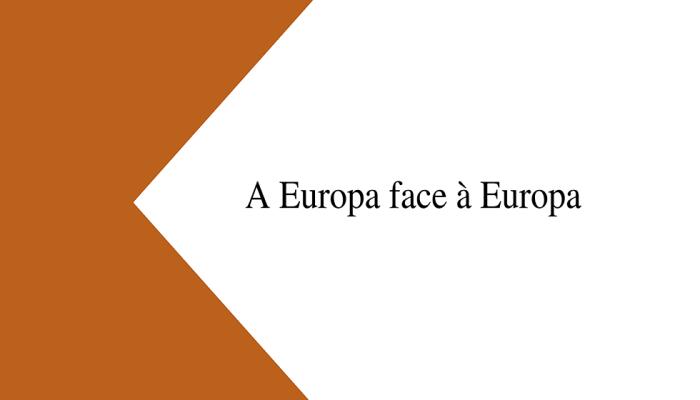 """Novos Verbetes Na Base """"A Europa Face à Europa"""""""