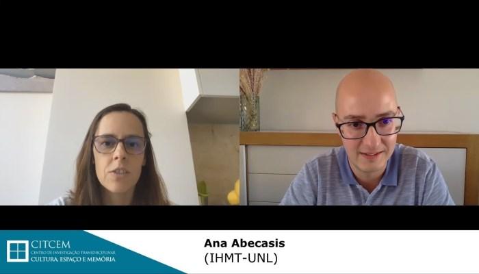 """Entrevista A Ana Abecasis (IHMT–UNL): """"A Outra Pandemia: O VIH/SIDA"""""""