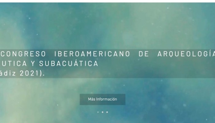 I Congreso Iberoamericano De Arqueología Náutica Y Subacuática  Cádiz, 2021  Cal…