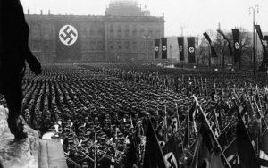 Exceção E Regra No Estado Contemporâneo: Uma Análise Da Experiência Nazi