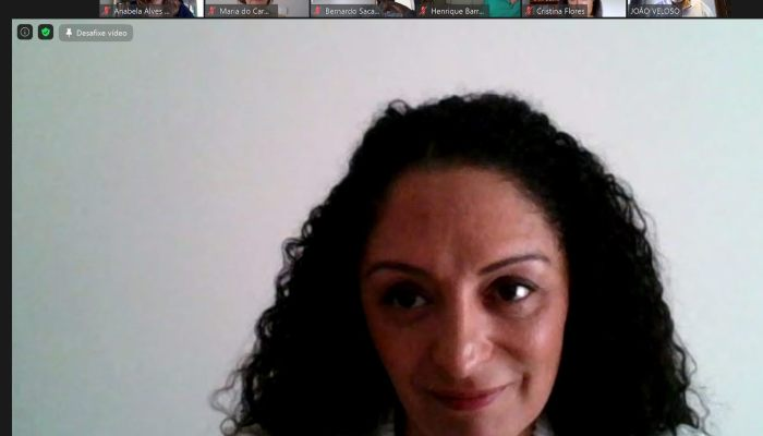 Diana Moreira De Oliveira, Doutora Em Ciências Da Linguagem, Pelo Instituto De L…