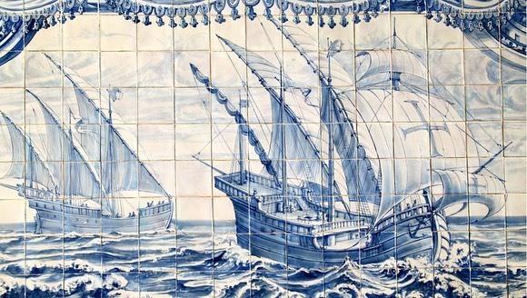 Entre O Passado E O Presente, O Mar Como Espaço De Globalização    Selecção De J…