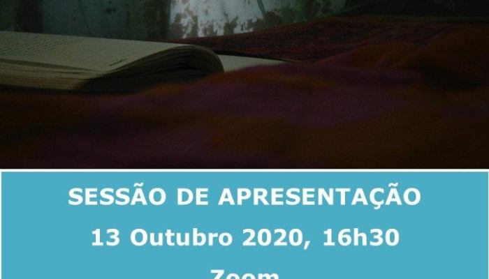 Terça-feira, 13 OUTUBRO, A Partir Das 16h30:   Oficina De Etnografia – Sessão De…