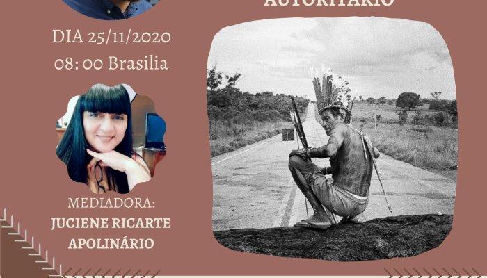 ALTERAÇÃO DA DATA  Webnário — III COIMI 2020/2021  Indigenismo Brasileiro No Sec…