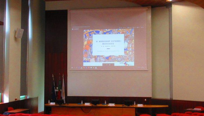 Concluímos A Décima-primeira Edição Do Workshop De Estudos Medievais.  Contamos …