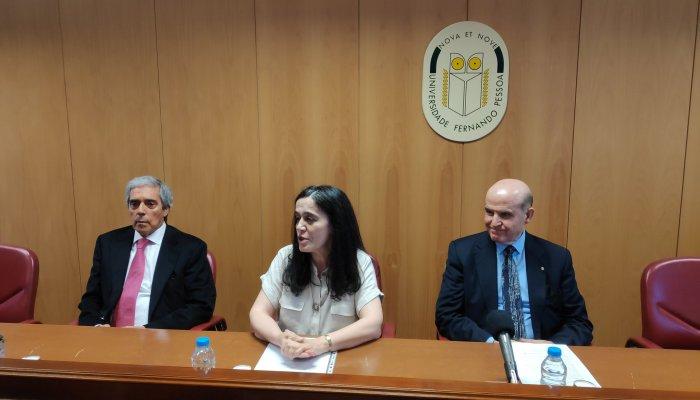 Realizou-se, No Dia 2 De Maio De 2019, Na Universidade Fernando Pessoa, O Seminá…
