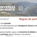 4.ª Sessão Das Conversas Com Norte : Notícia BAD