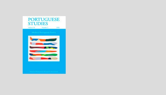 Portuguese Studies | ILCML