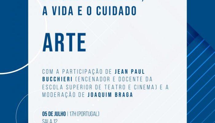 """Ciclo De Encontros """"Pensar A Pandemia, A Vida E O Cuidado"""" – Arte – Agenda UC"""