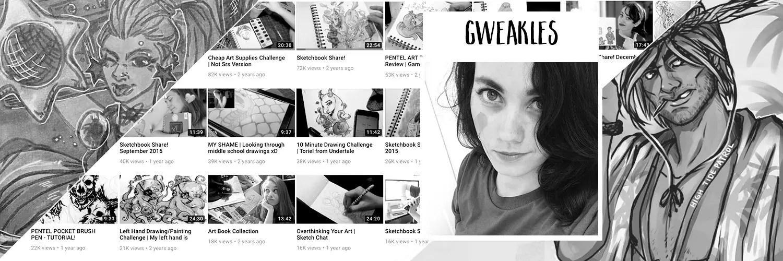 Gweakles-Art Side of Life