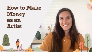 How to Make Money as an Artist - Art Side of Life