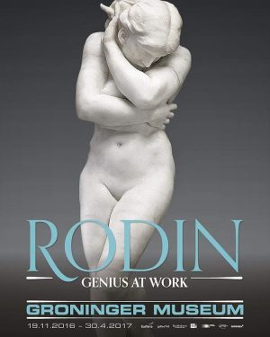 Rodin on Tour in Groningen!