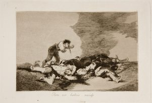 Goya's Waste Lands