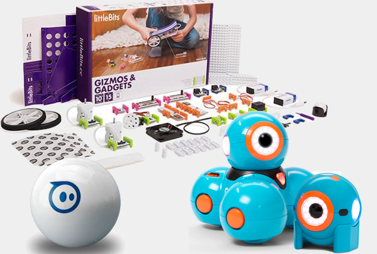 Get a robotics kit for your classroom at the Winter 2018 STEAM Conference