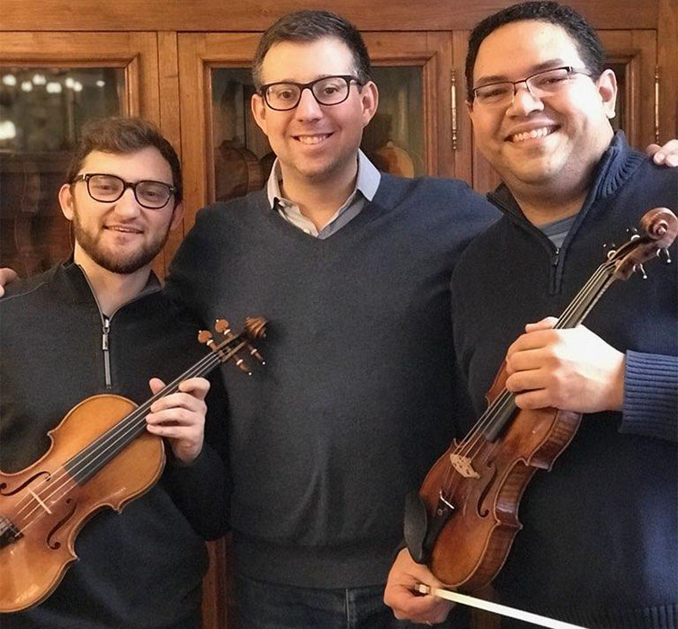 Shaub Pulgar Solars Stradivarius