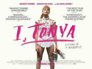 I Tonya - movie poster - Arts MR