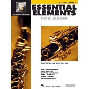 essential elements 1 clarinet
